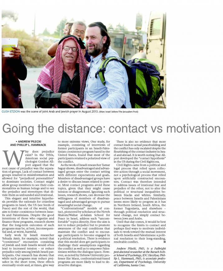 The Jerusalem Post Magazive 12/2/2016